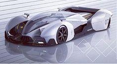 Reza Salianeh (@rexasali) Instagram: «My concept car for 2030 24h LeMans race #lemans #concept #conceptdesign #vehicledesign #3d…»
