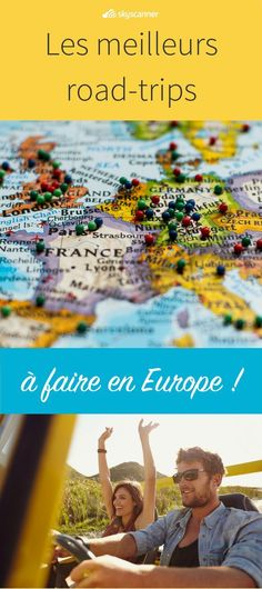 Incredbly 19 road trips to do in Europe! You dream to go on a road trip but you still hesitate on the destination? Here is a guide to the best road-trips to fire in Europe to help you decide! Road Trip France, Road Trip Europe, Travel Europe, European Travel, Destinations D'europe, Reisen In Europa, Monteverde, Camping Places, Destination Voyage