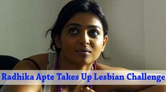 Not many actresses are fortunate enough to get these challenging roles in the career. Dusky beauty Radhika Apte, has became