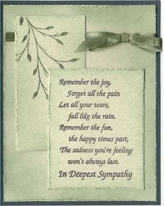 Card Invitation Samples: Sympathy Card Quotes Cricut Sentiments Grey Ribbon Handmade Inspirational Quote Cheap Potrait Floral Pattern Paper Material, Amazing Design About Sympathy Card Quotes Words for a Sympathy Card Short Words of Sympathy Nice Words of Sympathy Verses, Sympathy Card Sayings, Words Of Sympathy, Sympathy Messages, Sympathy Wishes, Card Invitation, Deepest Sympathy, Verses For Cards, Card Sentiments