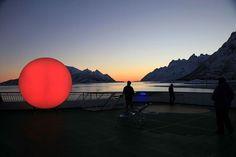Dupla leva 'sol' a regiões escuras - Casa Vogue | Arte