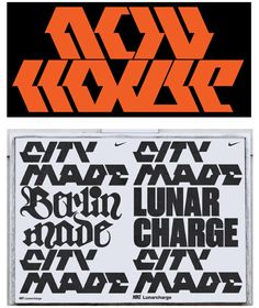 David Rudnick (top) & Hort Berlin/Nike (bottom)