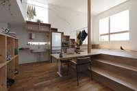 Higashihayashiguchi Dwelling with shop on Architizer