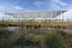 Stadion von Herzog & de Meuron / Ein Tempel für Bordeaux - Architektur und Architekten - News / Meldungen / Nachrichten - BauNetz.de