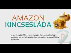 Amazon kincsesláda | A bevált lépésről-lépésre rendszer, amely megmutatja, hogy pontosan hogyan kell felépíteni egy nyereséges Amazon Affiliate weboldalt. Jelentkezz az élő online oktató előadásunkra: http://amazonkincseslada.onlinesiker.hu/