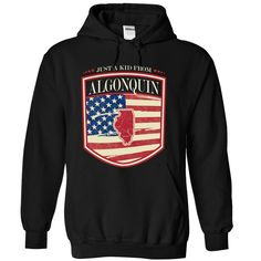 New Design - Algonquin - Illinois JK1 - T-Shirt, Hoodie, Sweatshirt