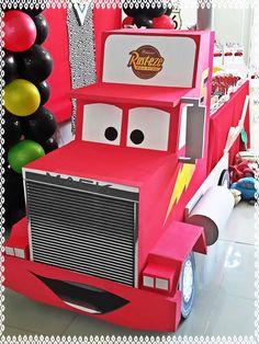Cars (Disney movie) Birthday Party Ideas | Photo 1 of 19