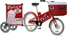 Republic Bike | Socrates Cargo Bikes | built by us and you