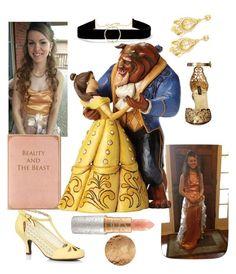"""Belle"" by phoenix-ufacika ❤ liked on Polyvore featuring Dolce&Gabbana, Conran, Anissa Kermiche, Mariah Carey and Jose & Maria Barrera"