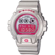 G-Shock Resin Strap Watch ($135) ❤ liked on Polyvore