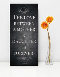 Encuentra el bastidor ideal para este día de las madres. Entra a #ThePrinteryShop y pide el tuyo.  #Bastidores #Bastidor #BastidorDeMadera #Letras #Quotes #Decoración