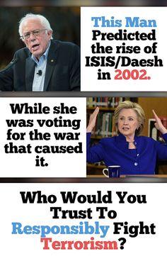 #BernieSanders4President!