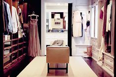 carrie bradshaw closet, a girl can dream