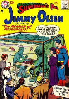 Jimmy Olsen No. 20