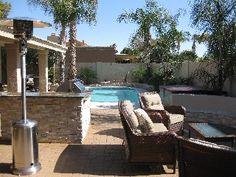 $100 OFF 1-wk summer rental: Wireless Internet, Pool, Spa, BBQ, OutdoorFireplace Vacation Rental in Kierland Scottsdale from @homeaway! #vacation #rental #travel #homeaway
