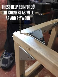 A DIY on how to make your own bench cover for your fireplace! Functional, safe, and stylish! Stone or Brick fireplace hearth cover. Fireplace Mantel Surrounds, Fireplace Cover, Fireplace Hearth, Fireplaces, Cool Diy, Childproof Fireplace, Balanced Beige, Making A Bench, Bench Covers