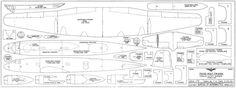 Series F - Focke-Wulf Patterns (restoration) Wooden Airplane, Focke Wulf, Restoration, Floor Plans, How To Plan, Model, Pattern, Scale Model