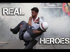 Real Life Heroes - Try To Watch This Without Crying - Restoring Faith In Humanity - 2016 - YouTube