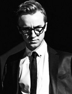 Tom Felton for Essential Homme