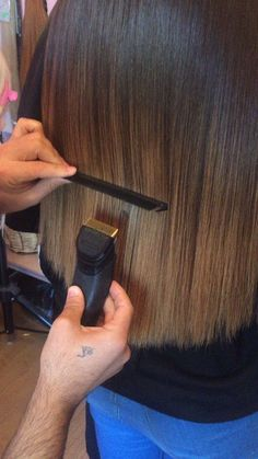 Long Hair Trim, Long To Short Hair, Super Long Hair, Long Hair Cuts, Short Hair Styles, Clipper Cut, Waist Length Hair, Girls Short Haircuts, Hair Scissors