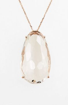 KALAN+by+Suzanne+Kalan+Stone+Pendant+Necklace+available+at+#Nordstrom