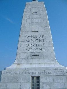 Wright Brothers Memorial, Kittyhawk  NC
