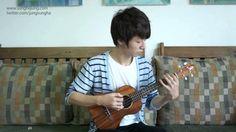 (Christina Perri) A Thousand Years - Sungha Jung (ukulele)