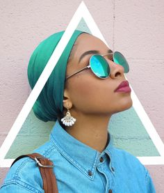 """ Shape, turbans and photoshop IG; feeeeya "" Shape, turbans and photoshop IG; Photoshop, Perm, Mode Turban, Head Scarf Styles, Turban Style, Turban Outfit, African Head Wraps, Afro Punk, Estilo Boho"