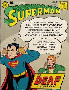 5 Modern Problems Even Superman Can't Defeat | Pleated-Jeans.com