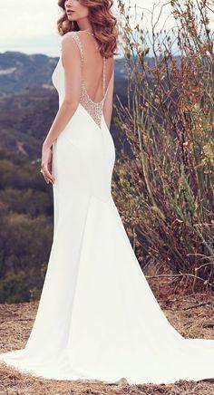 97 best 2017 Wedding Dress Trends images on Pinterest | Wedding ...