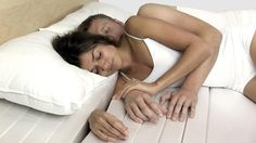 A Mattress That Makes It Easier To Cuddle by cuddlemattress via npr: No more dead arm. Divided by a series of slats so you can slip your arm down into the mattress and around your bar partner.  #Mattress #Cuddle