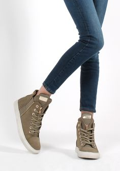 Replay F/W Replay, High Tops, High Top Sneakers, Fall Winter, Shoes, Collection, Fashion, Moda, Zapatos