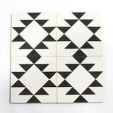 """new west pattern 10 8""""x8"""" stock – Cle Tile"""