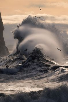 Goddess of the Sea (Vertical) by Majeed Badizadegan