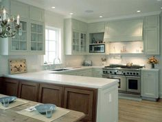 u shaped kitchen designs | Shaped Kitchen Designs Pictures:Best Wallpapers HD | Backgrounds ...