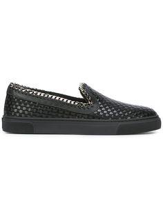 LOUIS LEEMAN Textured Trainers. #louisleeman #shoes #sneakers