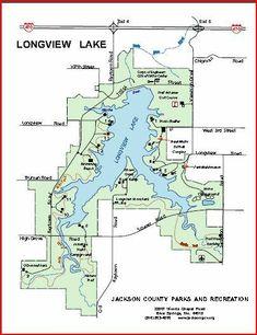 longview lake shelter map 30 Best County Parks Images County Park Longview Jackson County longview lake shelter map