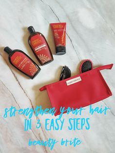 Strengthen Your Hair