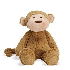 Manhattan, Toy Monkey, Monkey Baby, Cute Stuffed Animals, Stuffed Animal Monkey, Pet Pigs, Animal Fashion, Plush Animals, Cool Toys