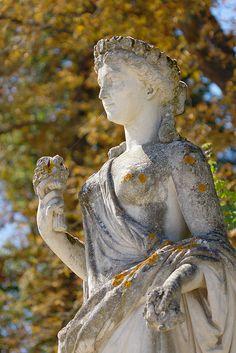Parc de St-Cloud, Paris