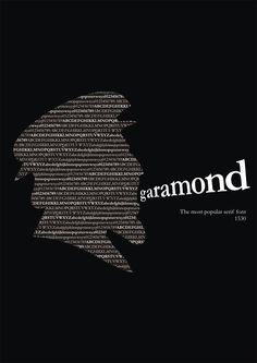 #garamond