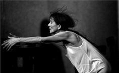 pina bauch  Geniali sokeja ir labai talentinga choreografe. Butinai perziureti jos pasirodymus juostoje.