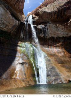 Utah's top 5 family hikes | Sardine Peak, Calf Creek Falls, Cecret Lake, Riverside Walk, Corona Arch