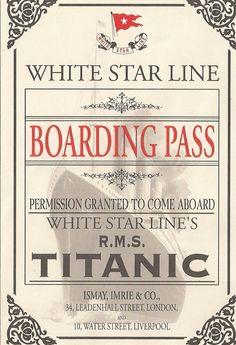 Titanic Pass Las Vegas