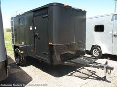 Cargo Trailer Camper Conversion Camping Pinterest
