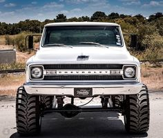 Chevy click Picture to check out our merch store Chevy 4x4, C10 Trucks, Chevy Pickup Trucks, Lifted Chevy Trucks, Chevy Pickups, Chevrolet Trucks, Cars And Trucks, Chevrolet Blazer, 1957 Chevrolet
