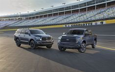 Download wallpapers Toyota Sequoia, 2018, Toyota Tundra, TRD Sport, 4k, Japanese SUVs, new cars, tuning, gray Sequoia, Toyota Toyota Tundra Trd, Toyota Corolla, Corolla 2018, Sequoia, Car Tuning, Jdm Cars, Car Wallpapers, Life Goals, Cars And Motorcycles