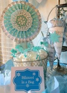Frozen Birthday Party Decorations: Free Downloads