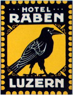 Svizzera - Lucerna - Hotel Raben