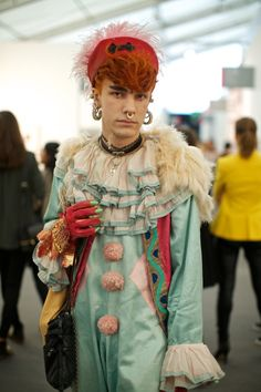 They Are Wearing: Frieze London